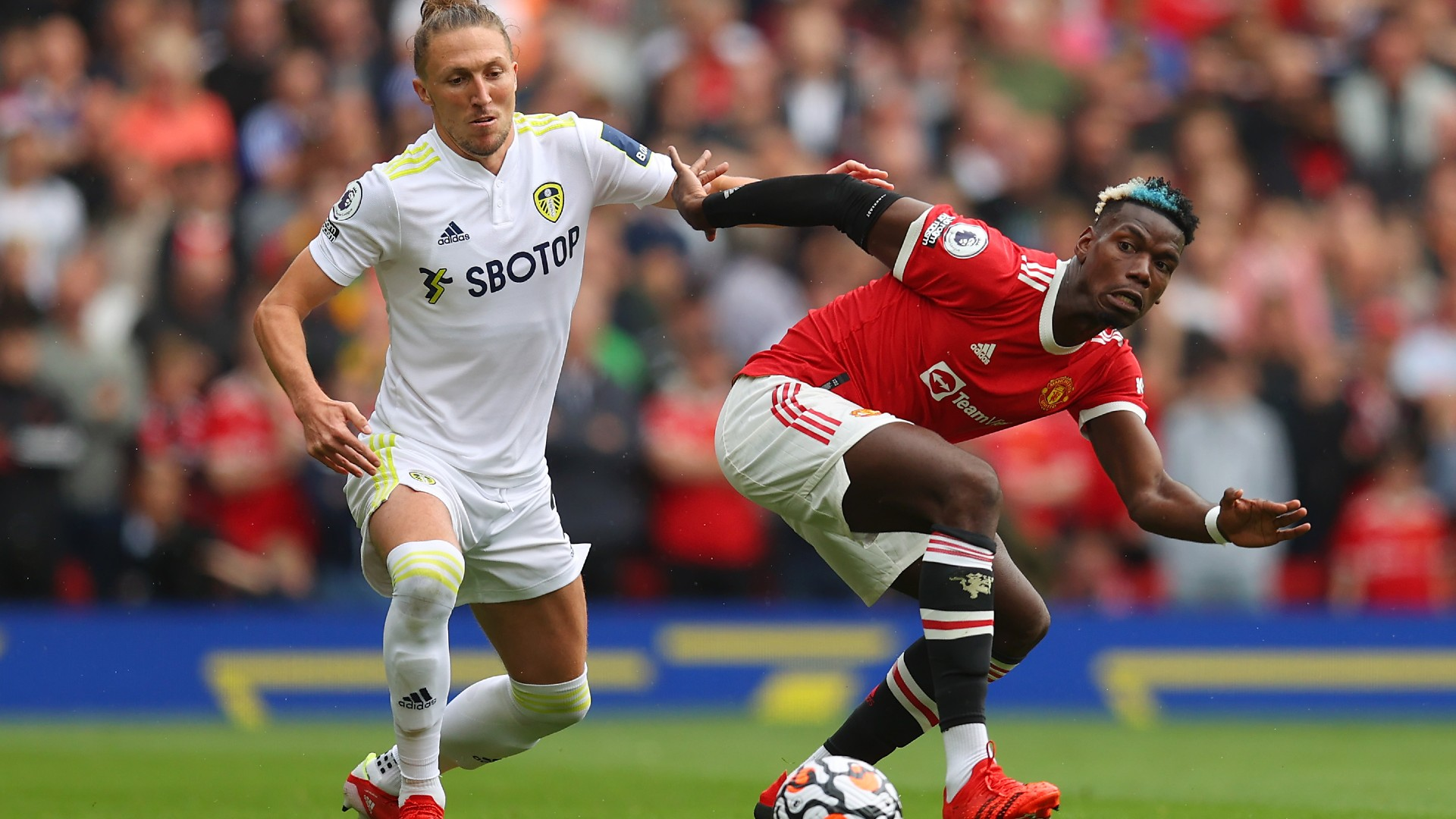 Solskjaer hopes fan support can persuade Pogba to stay at Manchester United