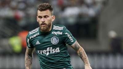 Lucas Lima Palmeiras América-MG Brasileirão Série A 21112018
