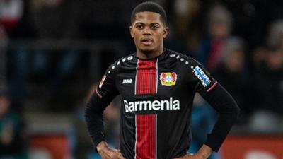 Leon Bailey Bayer Leverkusen 12141019