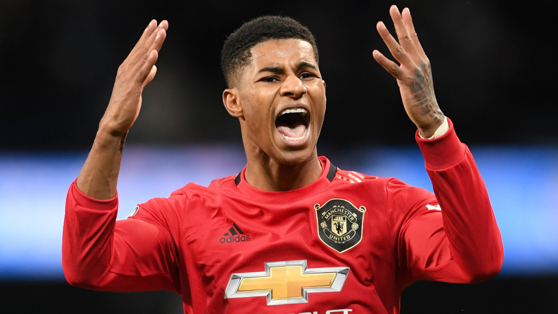 'Right now, we'd have any trophy' - Man Utd targeting cup treble, says Rashford