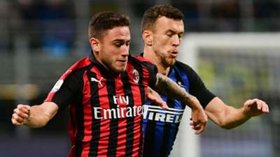 Calabria Perisic Inter Milan Serie A
