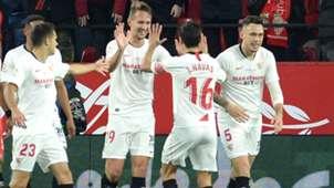 Luuk De Jong Sevilla 2019-20