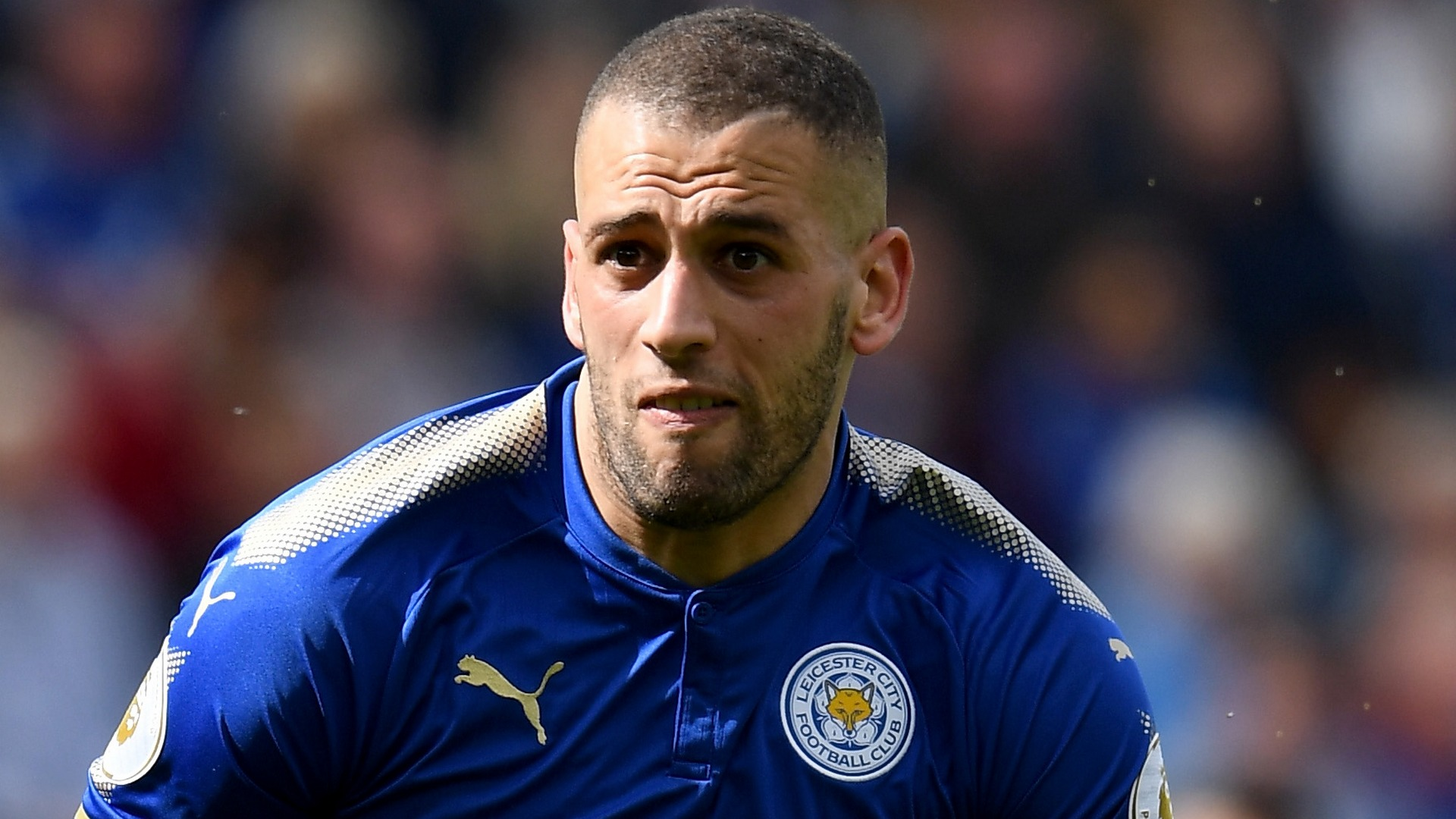 'Covid-19 paralysed everything' – Leicester City loanee Slimani admits uncertain future