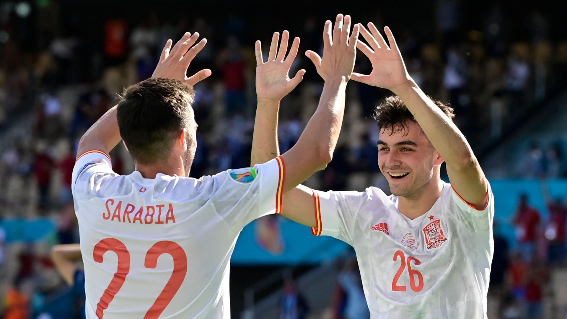LIVE: Switzerland vs Spain
