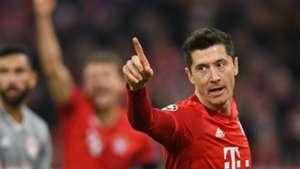 Bayern - Lewandowski aurait aimé jouer avec Ronaldinho