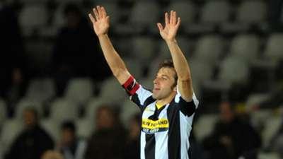 Alessandro Del Piero Juventus 2008
