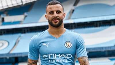 Puma Manchester City 2021-22 kit