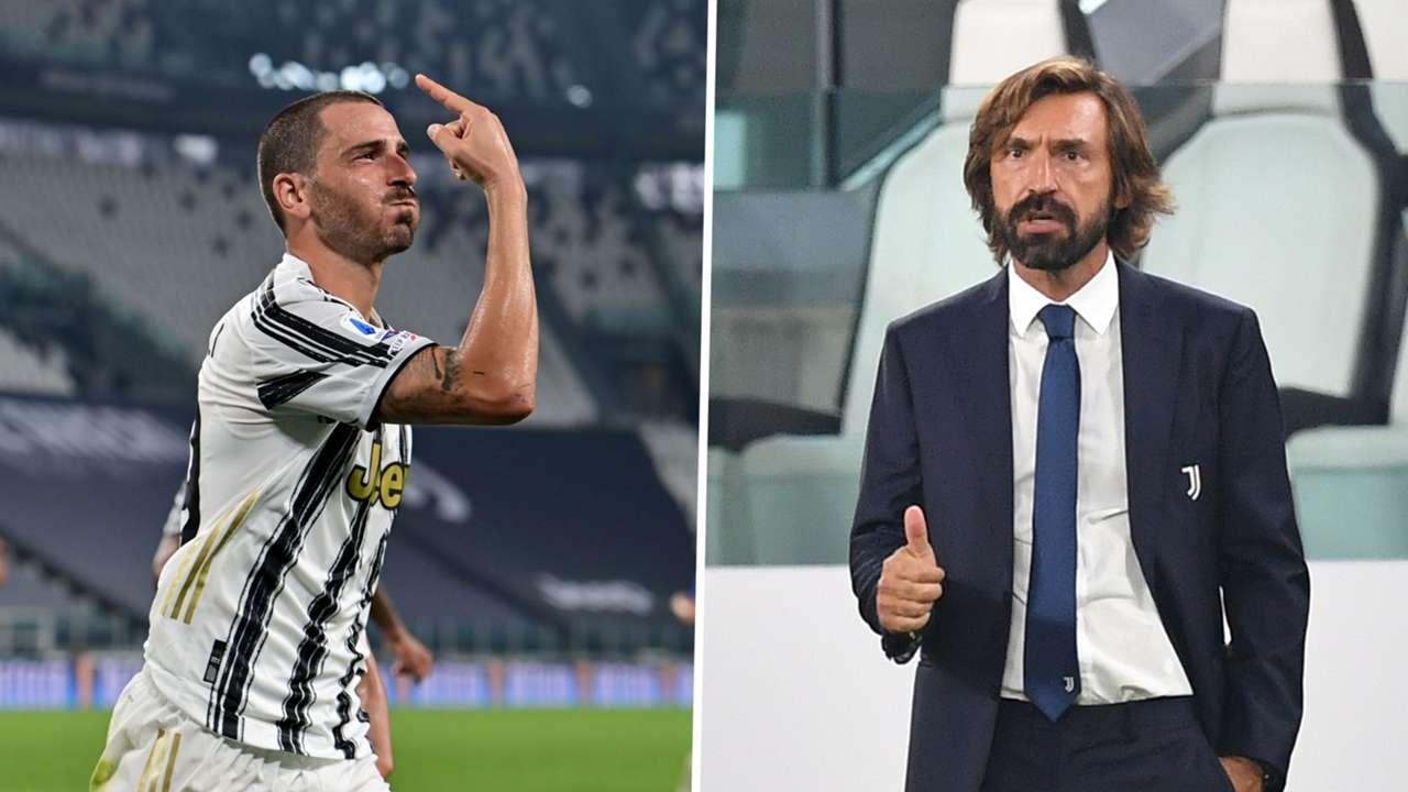 Bonucci/Pirlo Juventus 2020-21