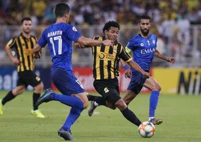 رومارينيو الاتحاد الهلال السعودية دوري أبطال آسيا