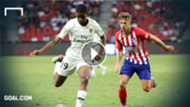 PSG Atletico Madrid ICC 2018 Highlights