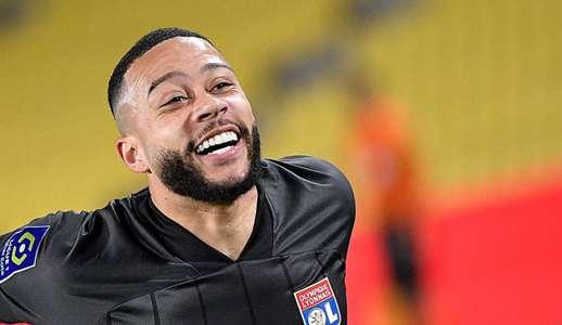 Depay au Barça ? La condition étrange | Goal.com