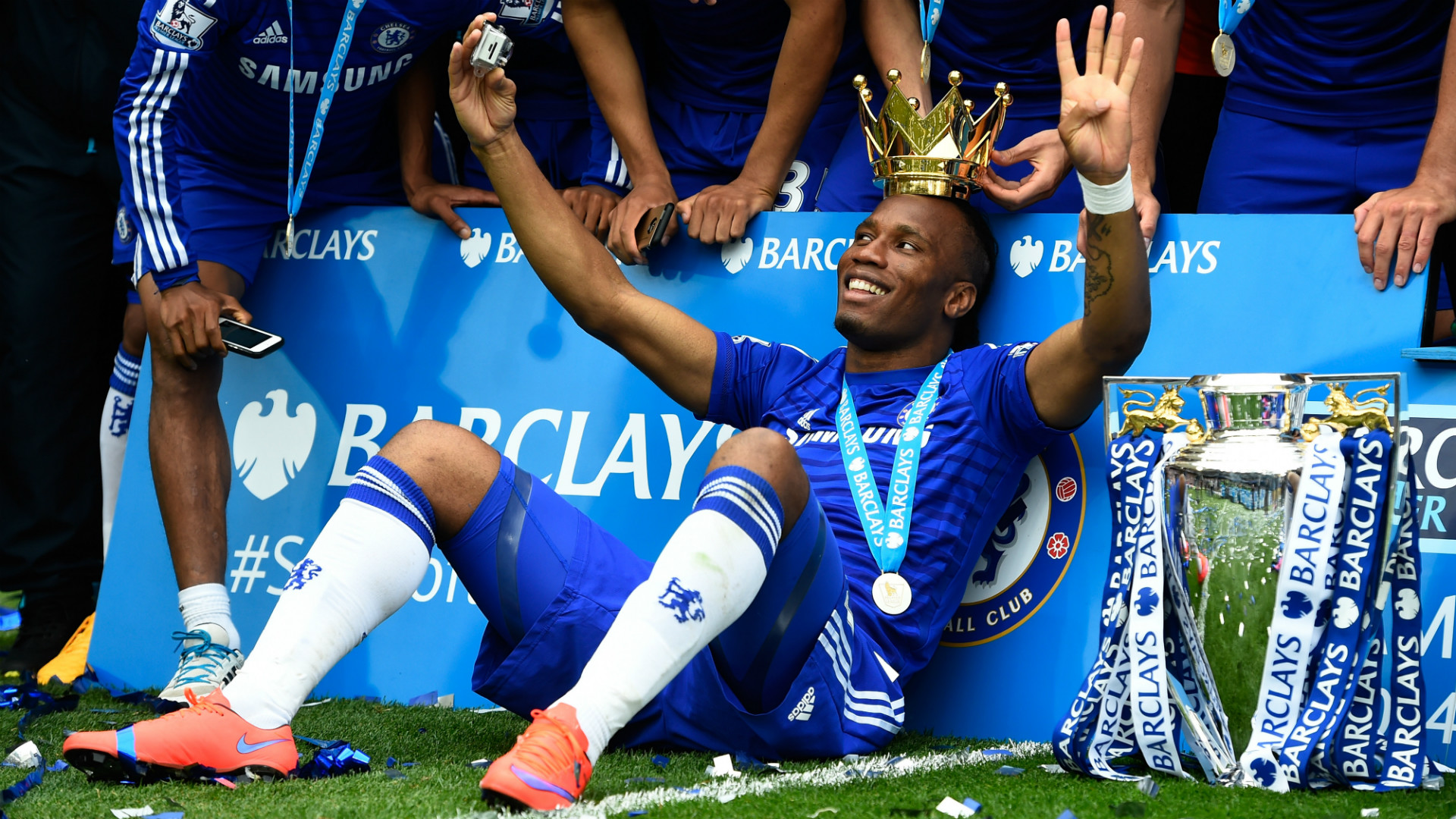 Didier Drogba retirement: Chelsea legend reaffirms decision after U-turn  hint | Goal.com