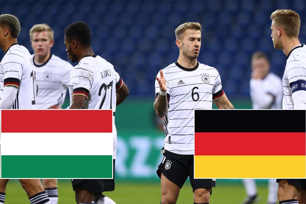 deutschland gegen ungarn live stream