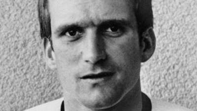 Wolfgang Overath West Germany