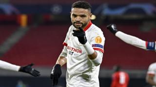 Youssef En-Nesyri Rennes Sevilla Champions League 08122020