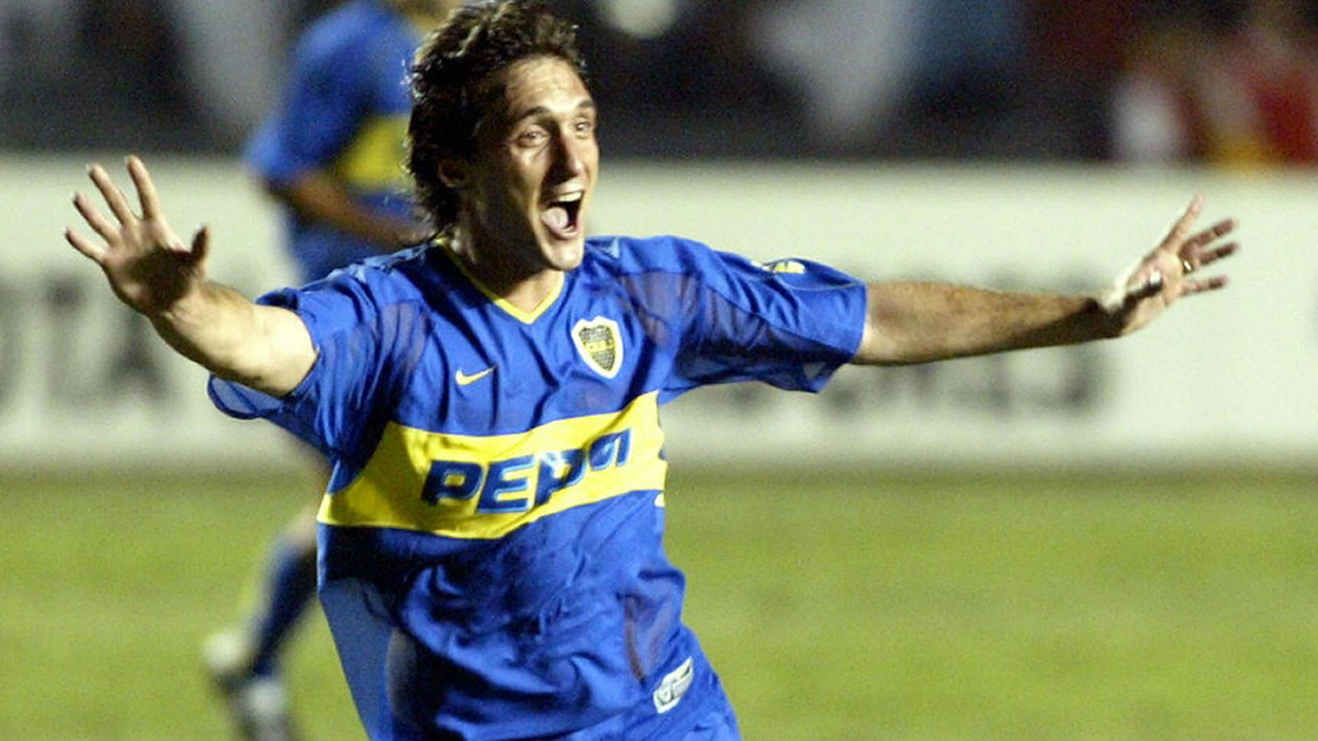 Guillermo Barros Schelotto Boca Juniors