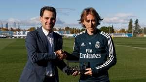 Luka Modric Real Madrid Goal 50