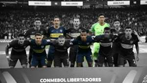 Boca Madrid 2019