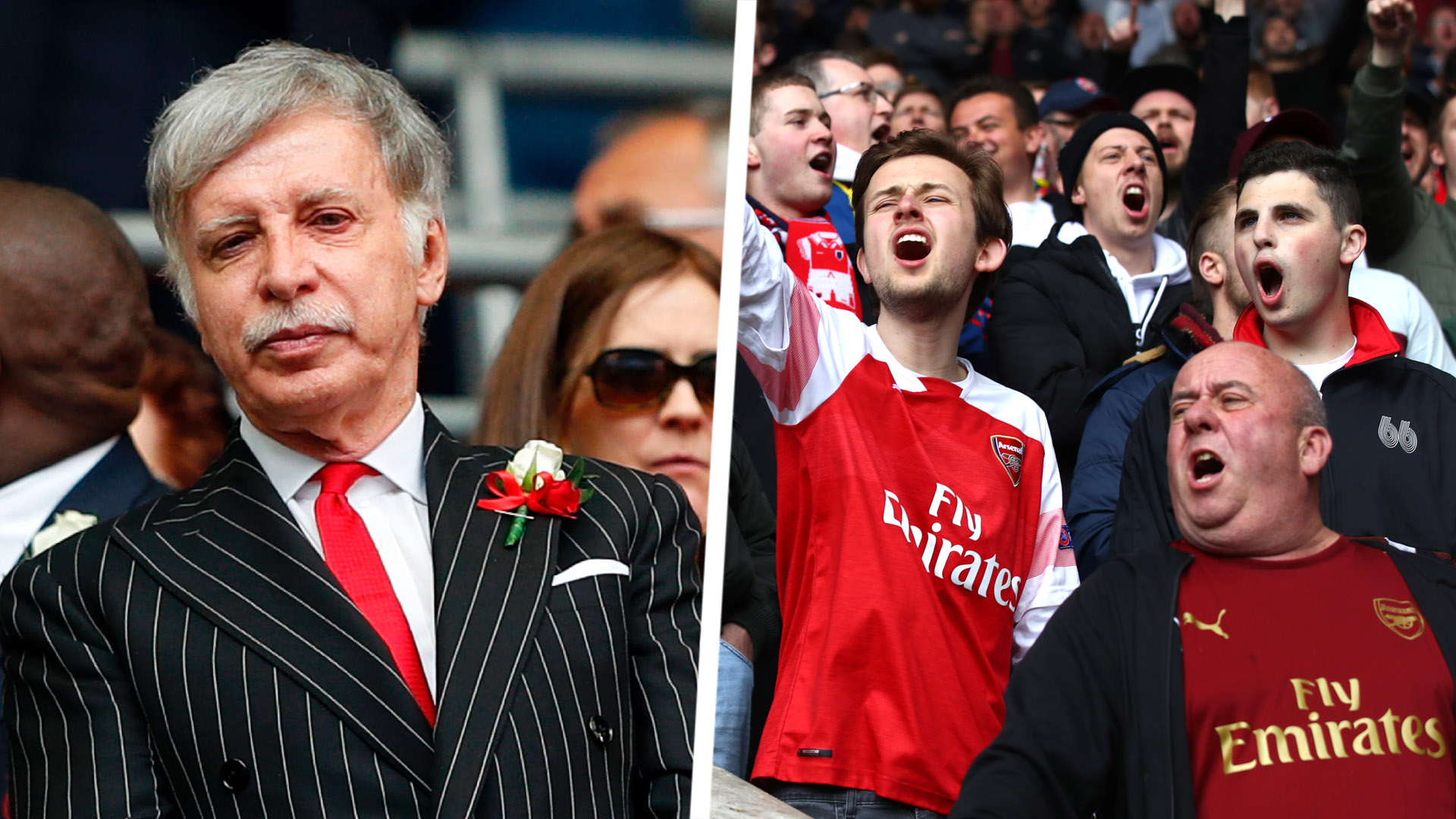 Urgent action is needed' - Arsenal fans relaunch campaign against ...