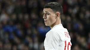 Phil Foden England U21 2019