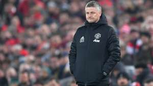 Man Utd suffered against Liverpool 'long balls', says Solskjaer