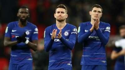 Jorginho Chelsea 2018-19