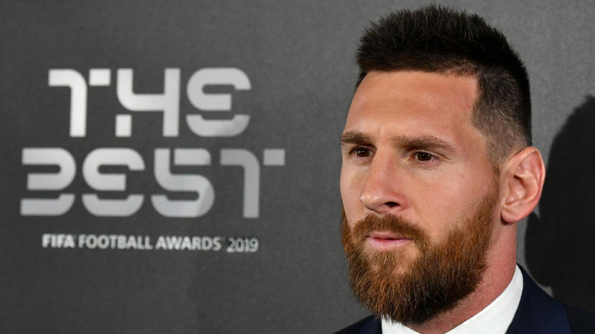 Best Fifa Men S Player 2018 19 Barcelona S Lionel Messi