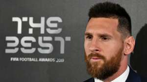 Lionel Messi, The Best