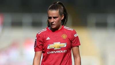 Ella Toone Manchester United Women 2020