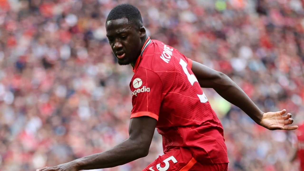 Ibrahima Konate Liverpool 2021-22
