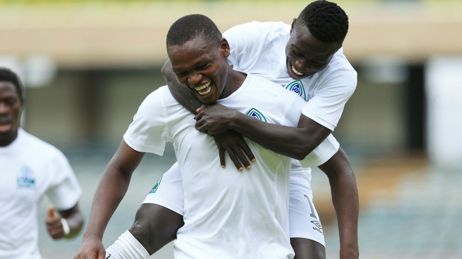 Kipkirui 'just saw the ball coming and went for it' - Gor Mahia striker reacts after scoring winner vs APR