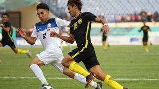 Akhyar Rashid, Malaysia U23, Kyrgyzstan U23