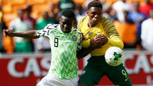 Ogenekaro Etebo, Lebo Mothiba - South Africa vs. Nigeria