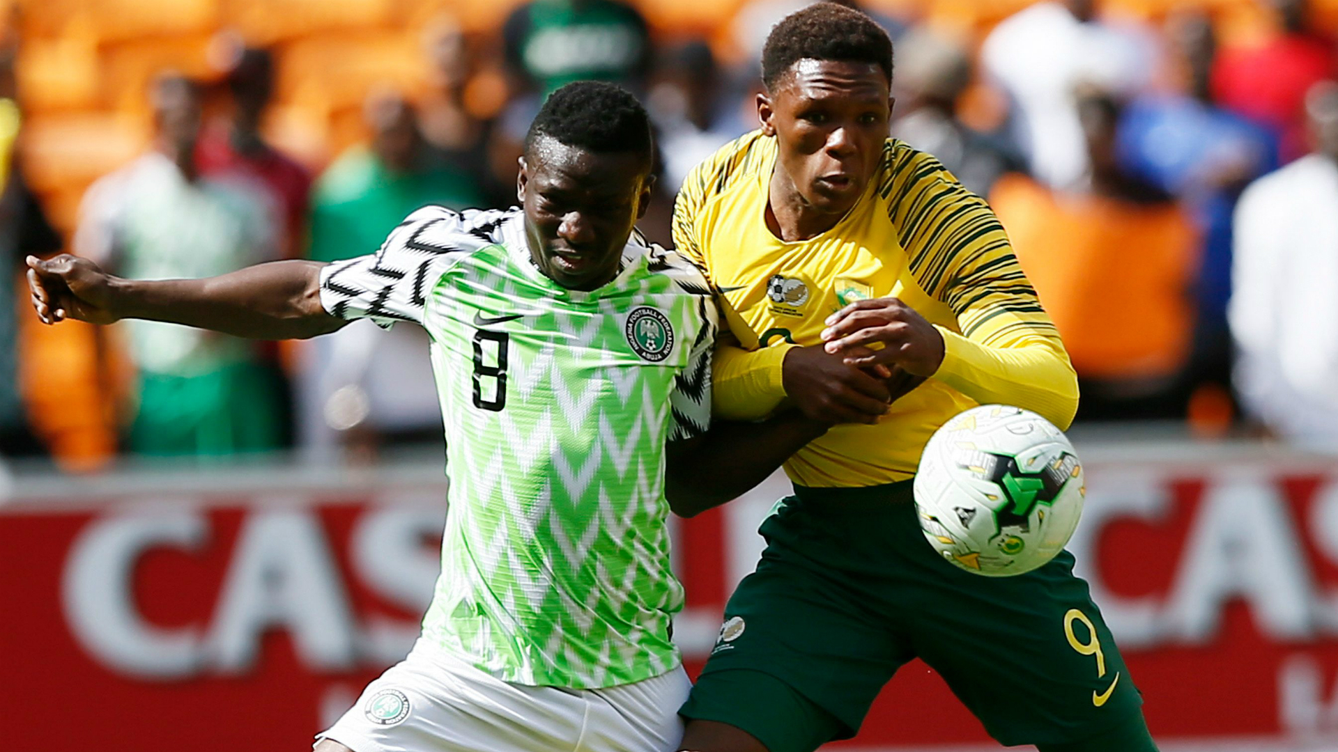 Etebo: Galatasaray midfielder out of Nigeria games against Algeria and Tunisia