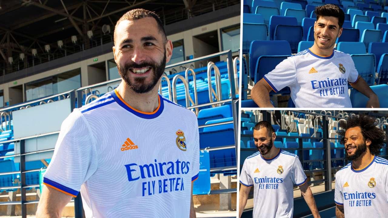Real Madrid adidas 2021-22