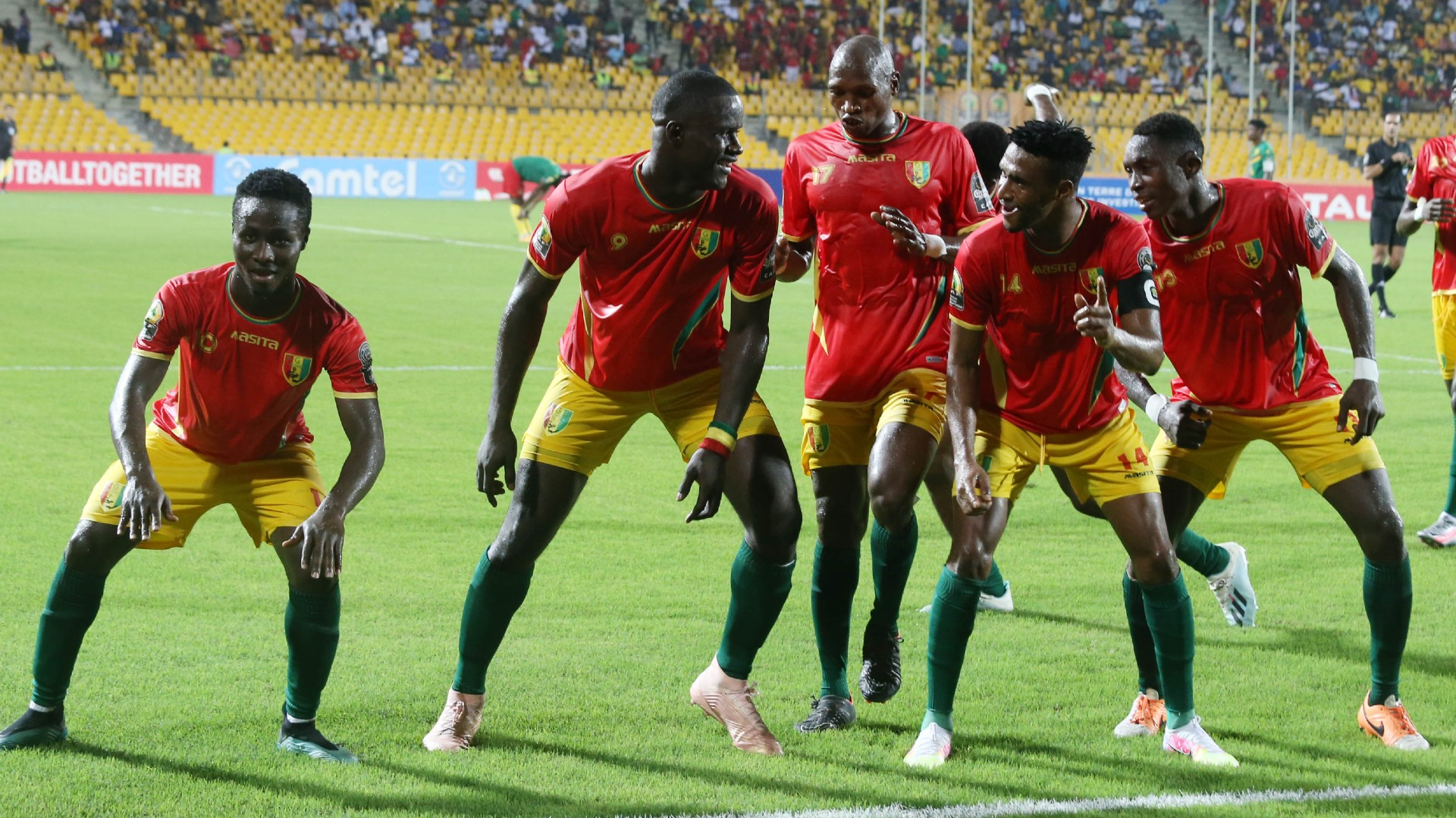 Chan 2021: Sylla inspires Guinea past Cameroon to finish third
