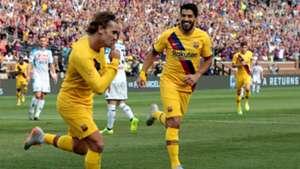 Barcelona Napoli Antoine Griezmann
