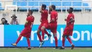 Olympic Uzbekistan Olympic Palestine Giải giao hữu U23 quốc tế 2018