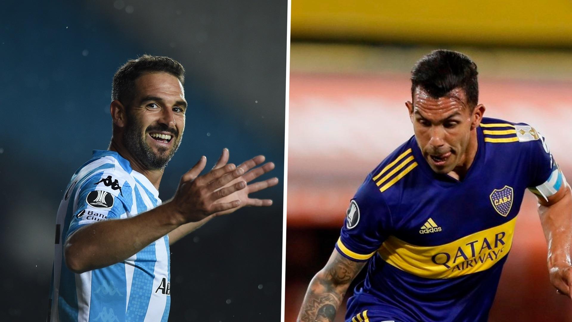 Racing vs. Boca o Inter, por los cuartos de final de la Copa Libertadores:  cuándo es y dónde | Goal.com