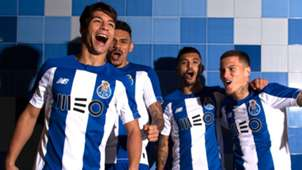 Porto home kit 2019-20