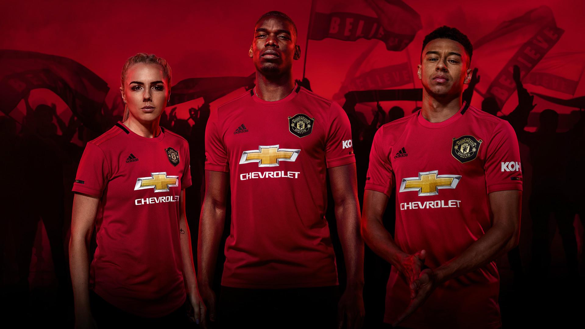 New 2019 20 football kits: Real Madrid, Manchester United