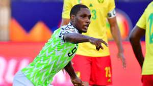 Odion Ighalo Nigeria Cameroon Africa Cup of Nations 060719