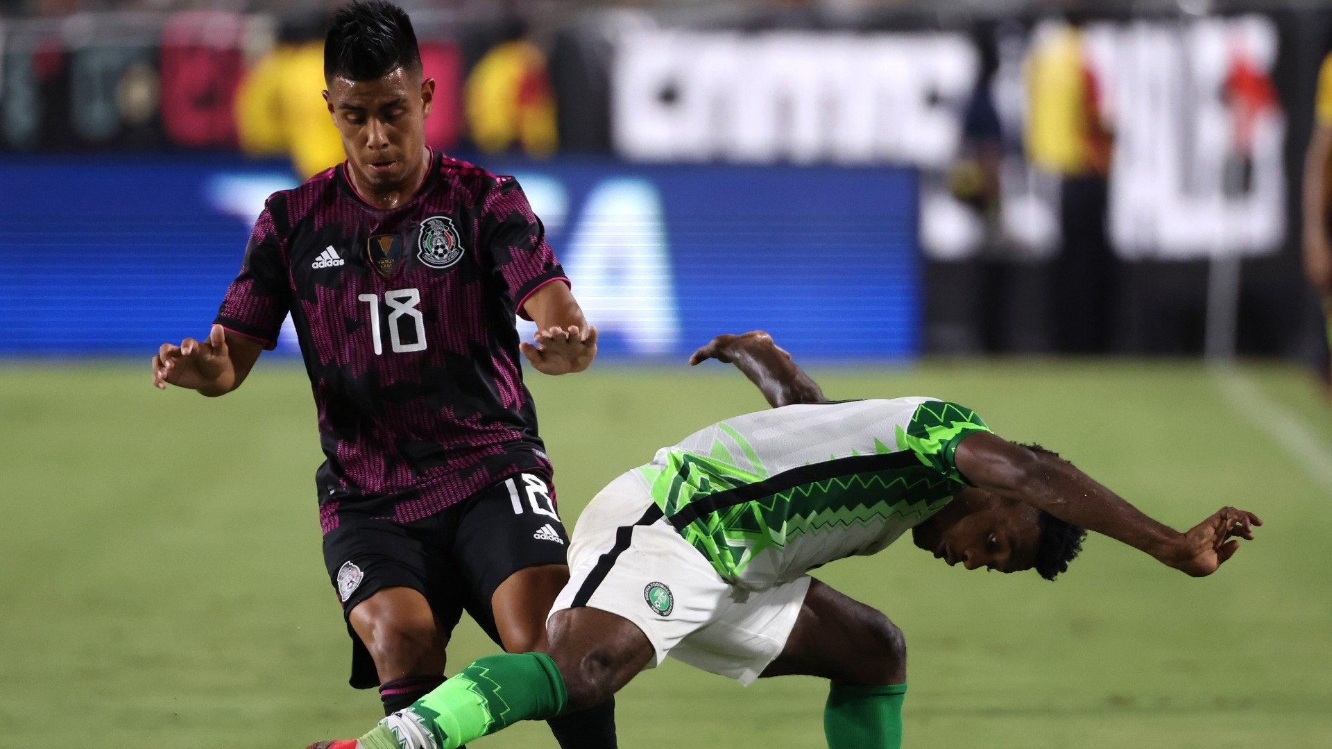 Does Mexico thrashing prove NPFL players are not good enough for Super Eagles?