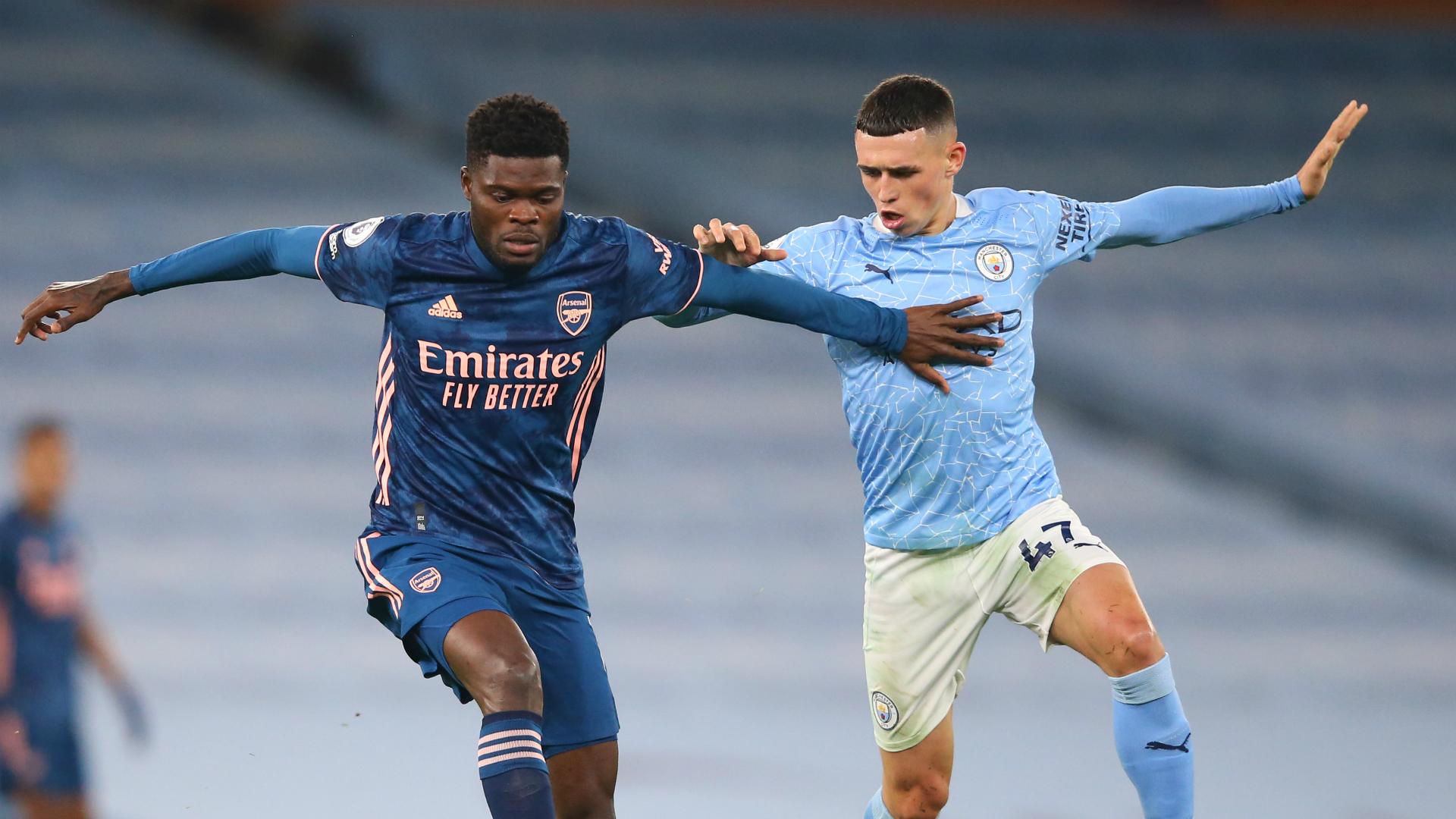 Arsenal boss Arteta: Why Partey did not start against Manchester City