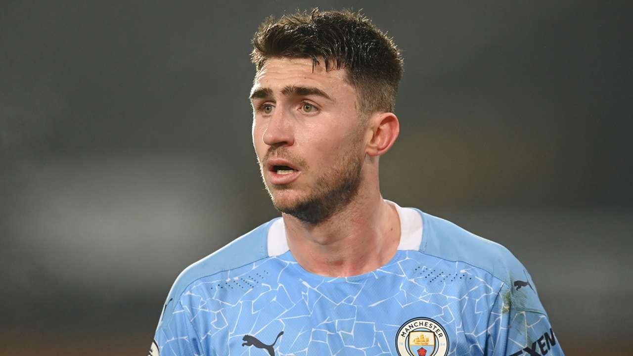 Aymeric Laporte Manchester City 2020-21