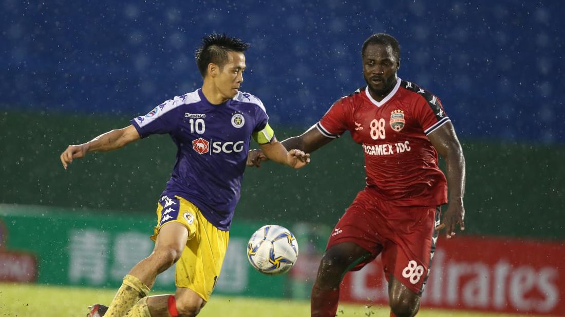 Nguyen Van Quyet Ha Noi Binh Duong AFC Cup 2019