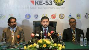 Tunku Ismail Football Association of Malaysia 25032017