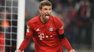Thomas Müller FC Bayern FC Schalke 04