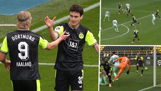 VIDEO-Highlights: BVB (Borussia Dortmund) vs. Werder Bremen 4:1 | Goal.com