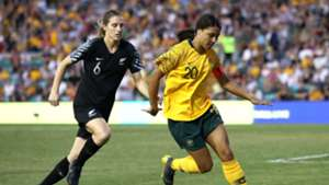 Australia and New Zealand combine for 2023 Women's World Cup bid